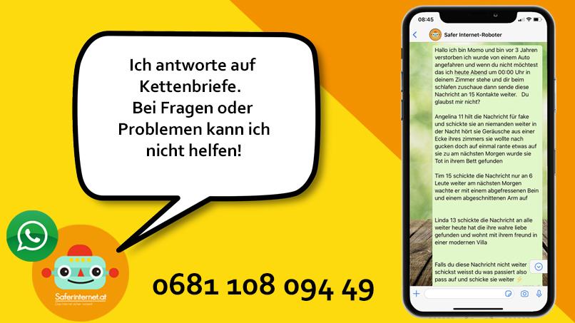 Kettenbrief whatsapp liebes WhatsApp: Kettenbrief